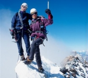 31matterhorn-Swiss summit