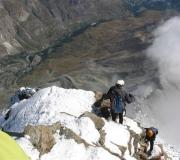 25matterhorn-The Upper Hornli Ridge