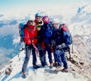 33matterhorn-Swiss summit