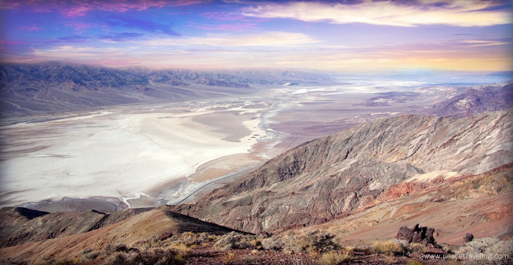 Death Valley National Park in Nevada