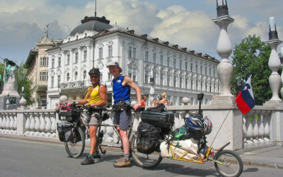 Bicycle Touring Companion Wanted